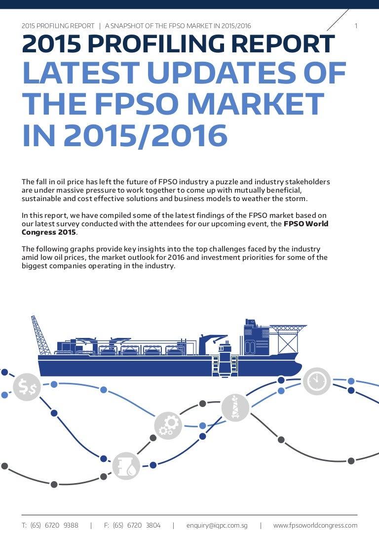 Latest fpso market 2015 profile report