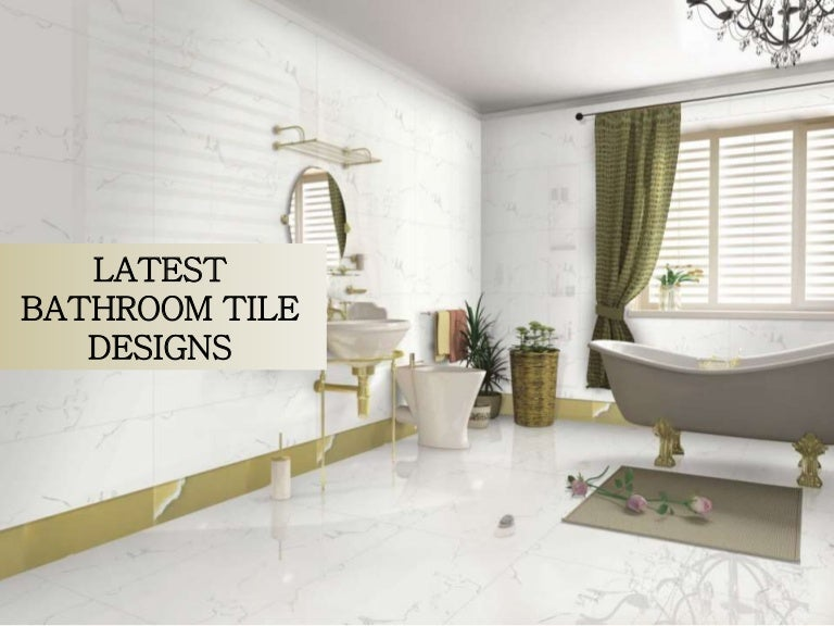 latest trends in bathroom tile designs of 2019  agl