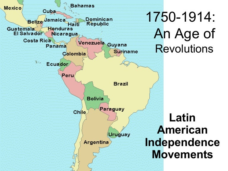 Imperialism In Latin America Map.Hedges Marcussen Global Mecca Unit 3 Nationalism In Latin America