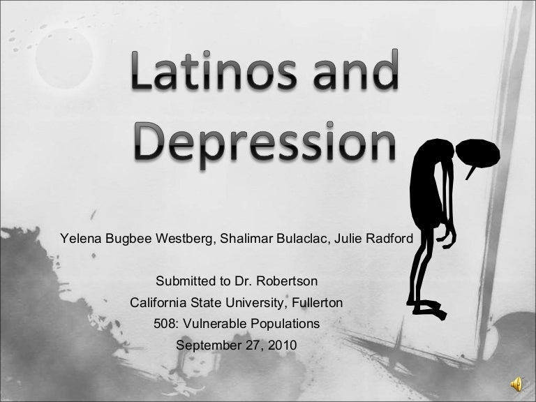 latinos and depression presentation 12 (2), Modern powerpoint