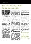 How Investors Can Make Money from Volatility-Edgar Nava, Orlando Sthory and Leonardo Bracho