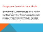 LATISM 2011: Plugging Youth into Social Media