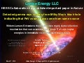 Lattice Energy LLC - HESS Collaboration reports evidence for PeV cosmic rays from Milky Ways black hole - March 17 2016