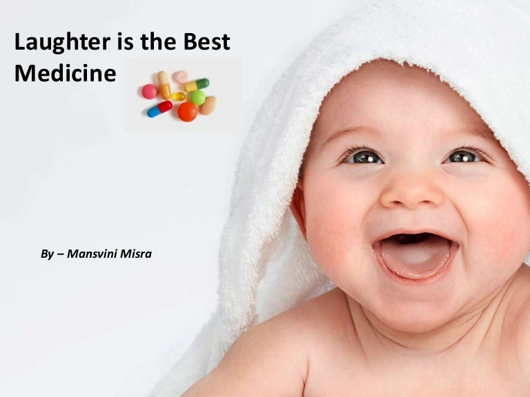 smile is the best medicine