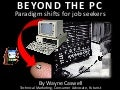 Beyond the PC: Paradigm Shifts for Job Seekers