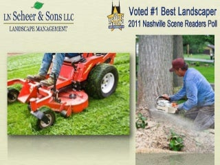 Lawn Care Nashville - How to Hire a Lawn Care Service