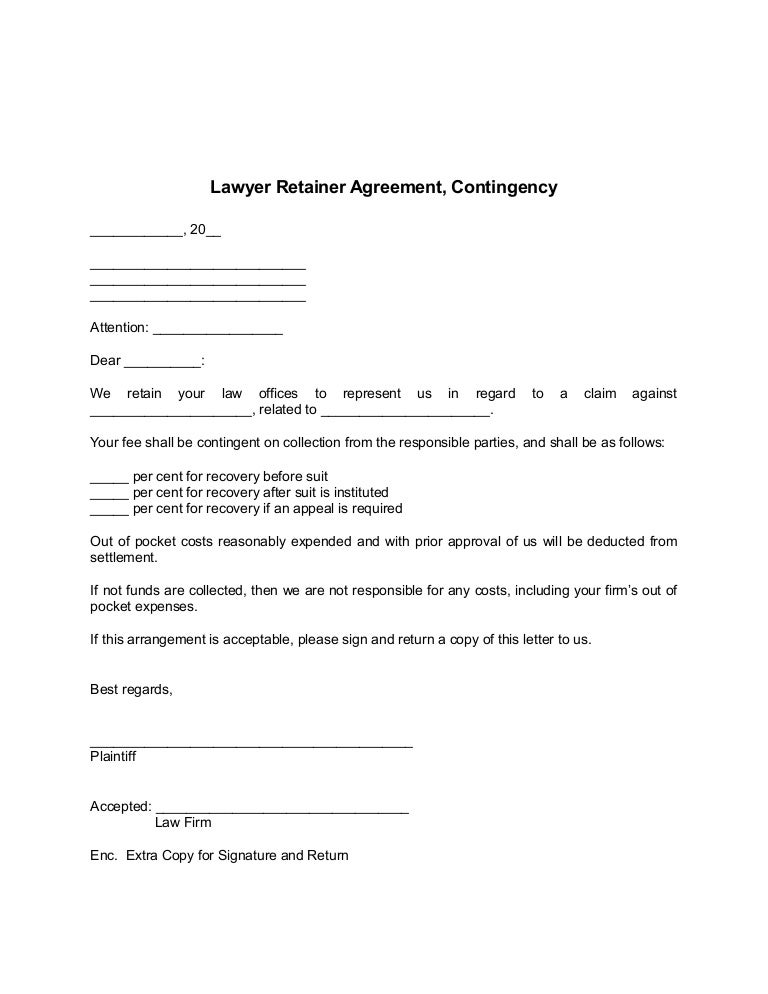 Sample Retainer Agreement Template Retainer Agreement Template
