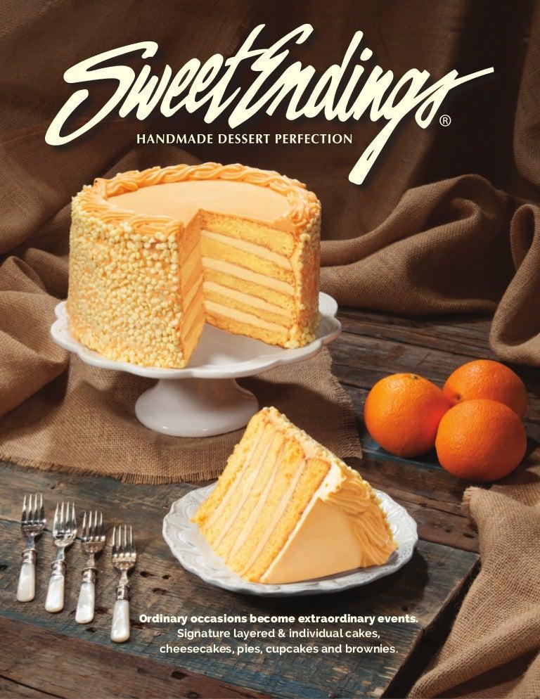 Sweet endings florida orange sunshine cake recipe