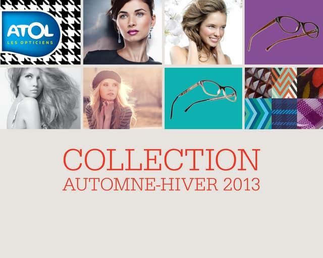 Dossier de presse : Atol collection automne - hiver 2013