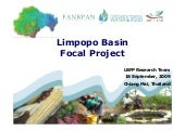 Limpopo Basin Focal Project