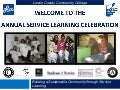 Lorain County Community College Service-Learning Celebration