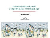 Developing Competitiveness and Efficiency in the Digital Edge