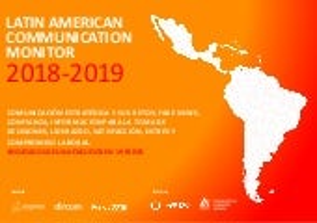 Latin American Communication Monitor 2018 / 2019
