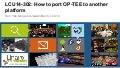LCU14 302- How to port OP-TEE to another platform