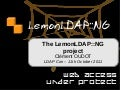 LDAPCon 2011 - The LemonLDAP::NG Project