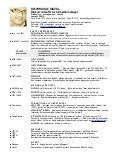 Curriculum vitae L. Dupin (édition 2014)