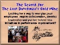 A Team Building Game on Leadership and Collaboration: Lost Dutchman's Gold Mine