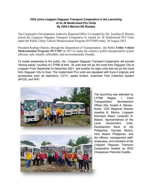 Lingayen Dagupan Transport Cooperative
