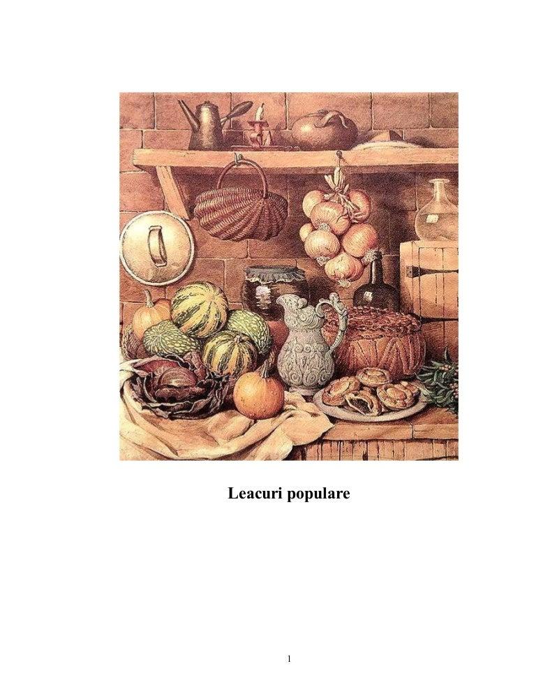 remedii populare din inflamația varicozei)