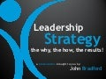 Leadership Strategy
