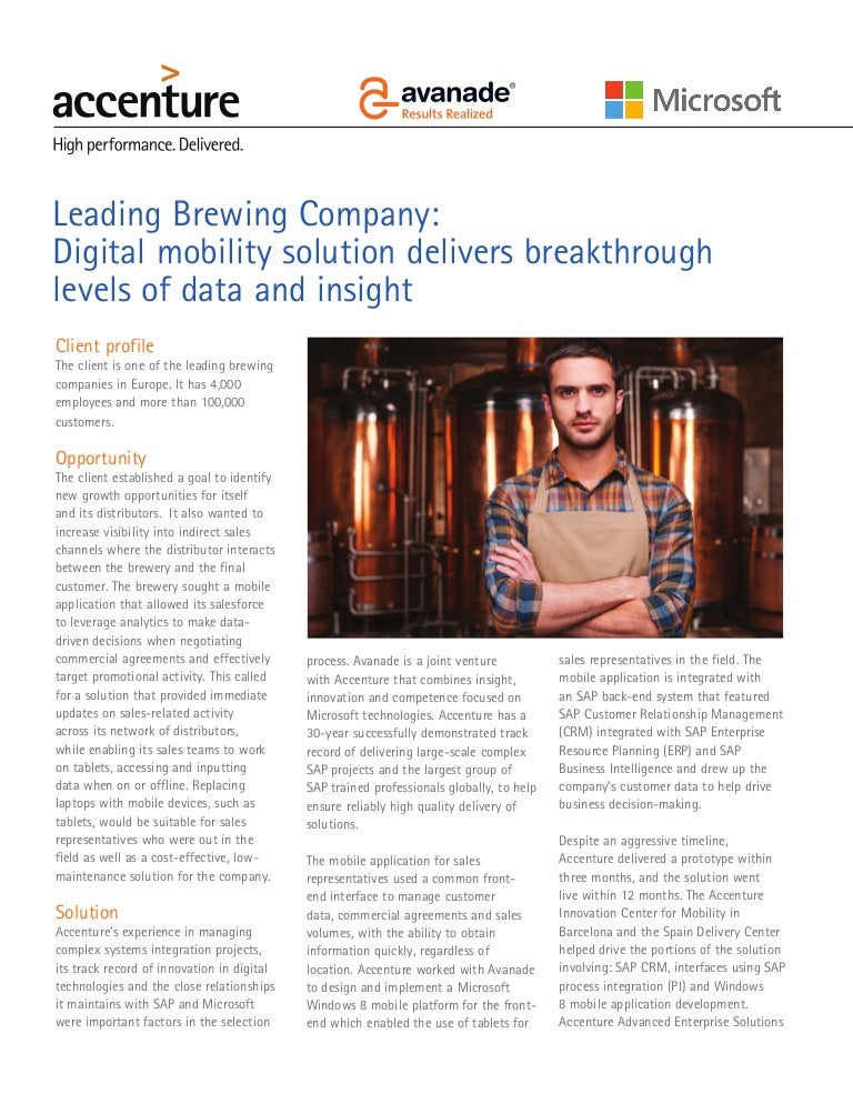 Case Study: Mad Tree Brewing - YouTube