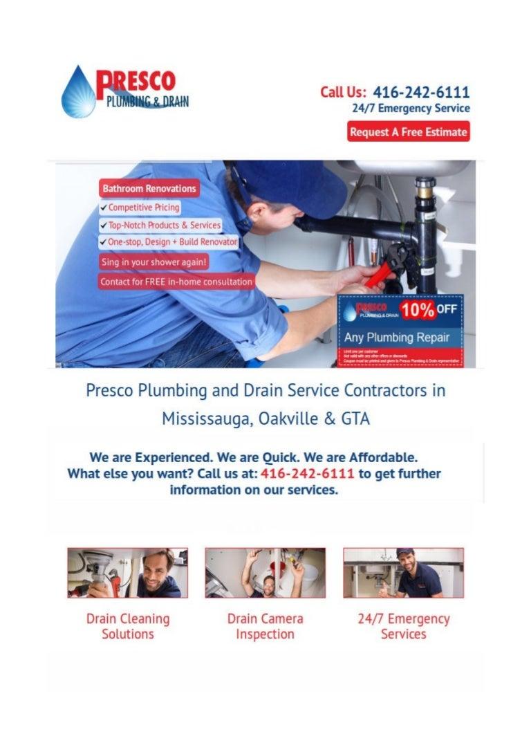 Emergency drain repair works in toronto mississauga and surroundings - Emergency Drain Repair Works In Toronto Mississauga And Surroundings 2