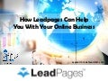 Leadpages Review & Bonus