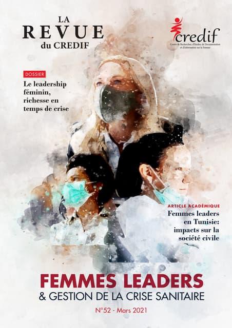 Leadrship féminin richesse en temps de crise