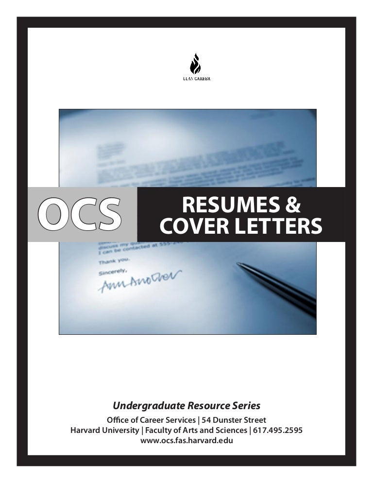 Lean career] resumes & cover leters (tips)