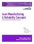 Lean Manufacturing and Reliability Concepts Report