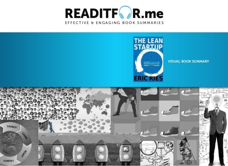 The Lean Startup - Visual Summary