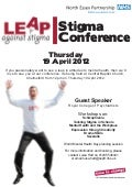 Leap Against Stigma conference