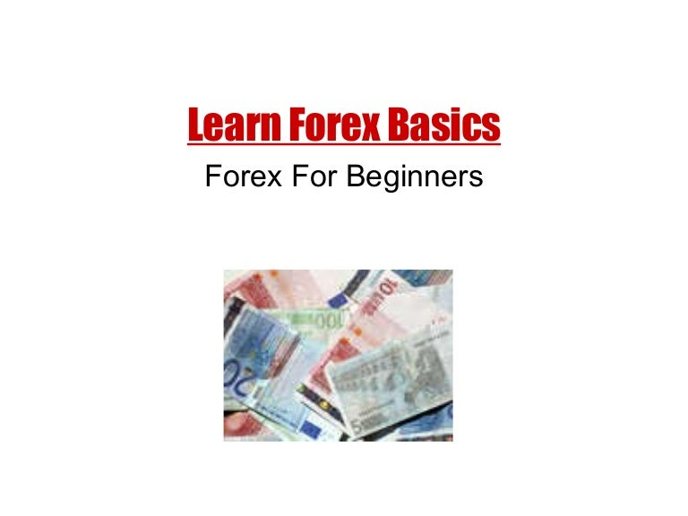 Forex for Beginners: An Introduction to Forex Trading
