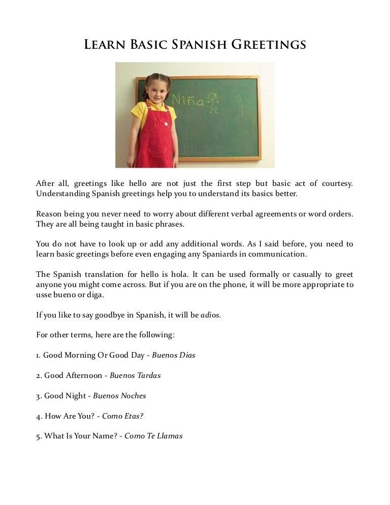 Learn basic spanish greetings learnbasicspanishgreetings 130213042210 phpapp02 thumbnail 4gcb1360729367 m4hsunfo