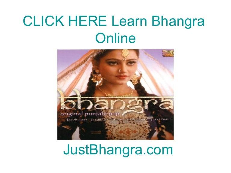 learn punjabi dance steps online