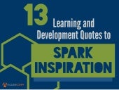 13 Learning and Development Quotes to Spark Inspiration