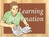 Learning Information