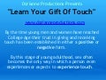 Learn Your Gift Of Touch