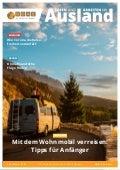 Leben und Arbeiten im Ausland - September 2020