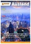 Leben und Arbeiten im Ausland - Juni 2021