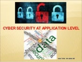 Lec  1 apln security(4pd)