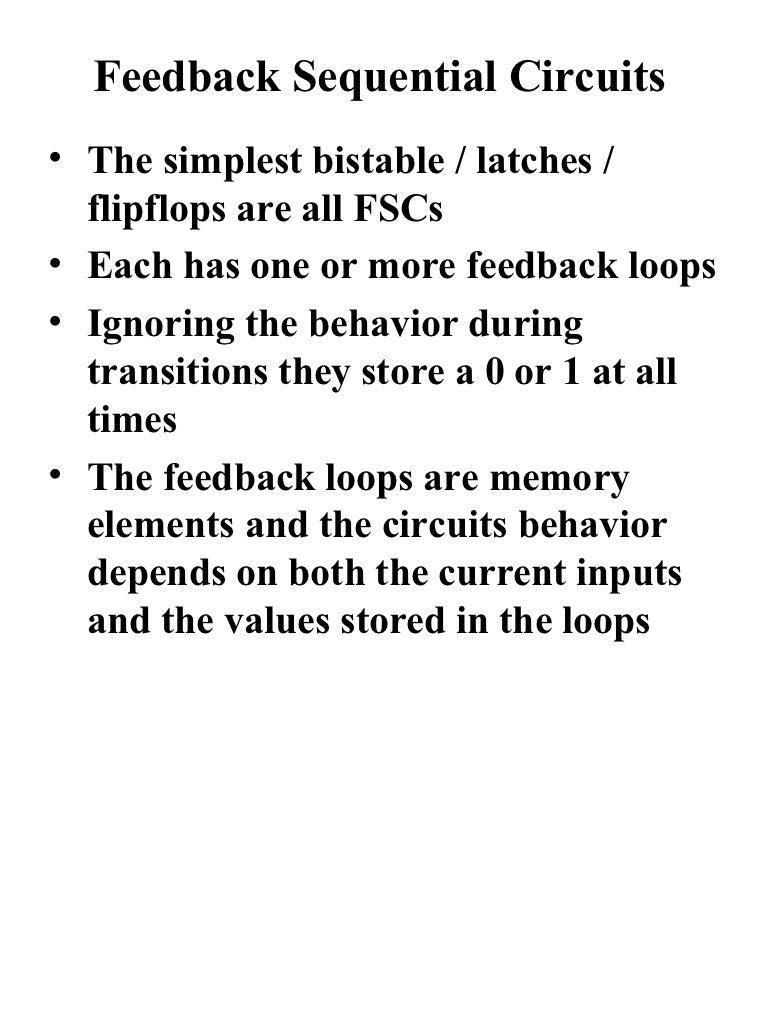 Feedback Sequential Circuits Flip Flops Circuit Lec9 130220032608 Phpapp01 Thumbnail 4cb1361960853