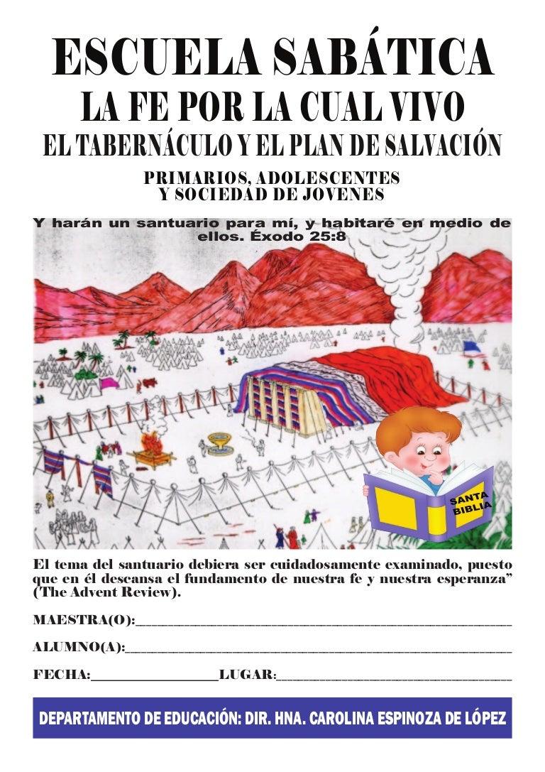 Leccion infantil de escuela sabatica el tabernaculo a imprimir 777 as…