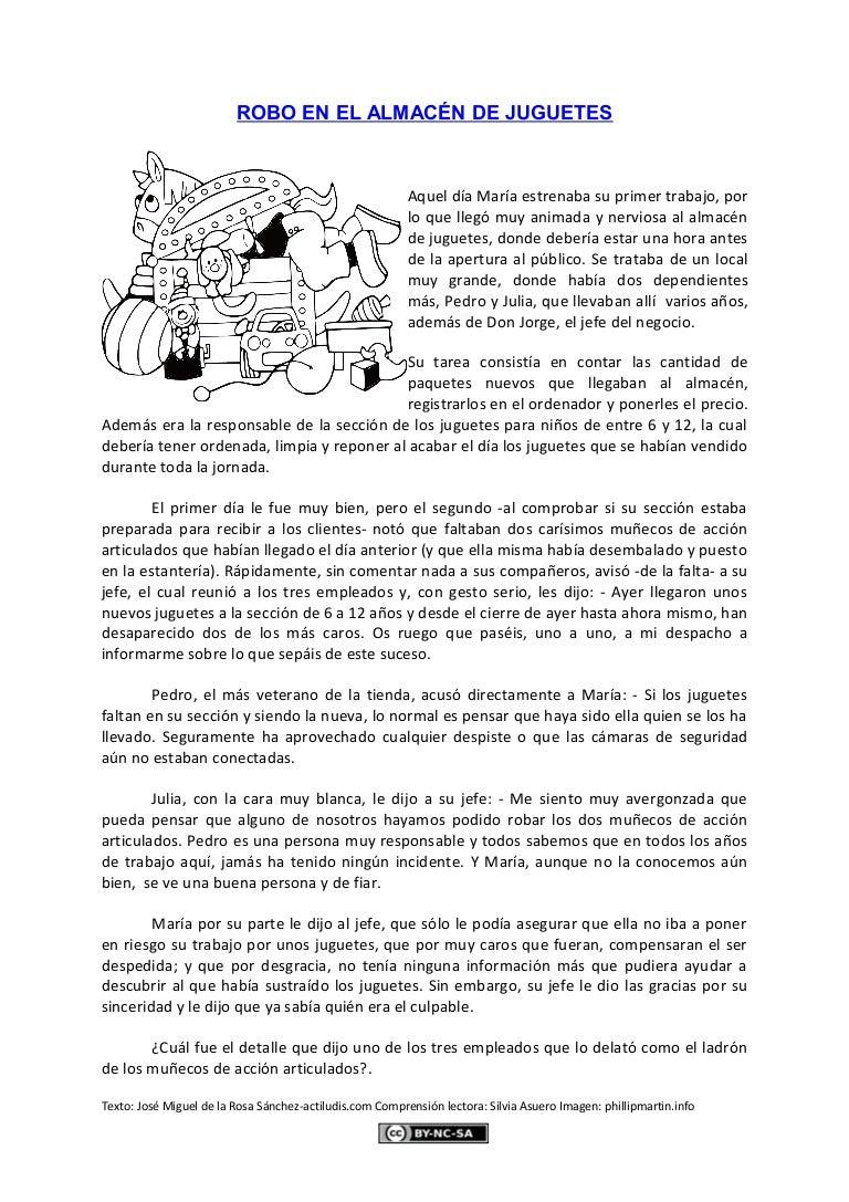 Robo Almacen Juguetes De 2 El Lectura En jGLMpqzSUV