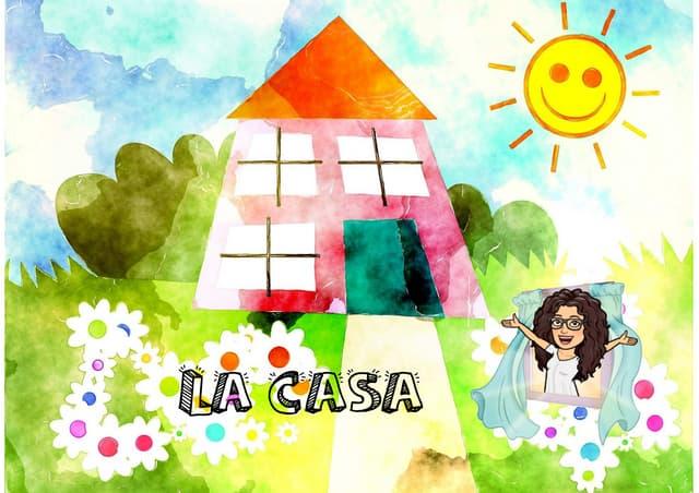 LA CASA. LECTURA DE PALABRAS