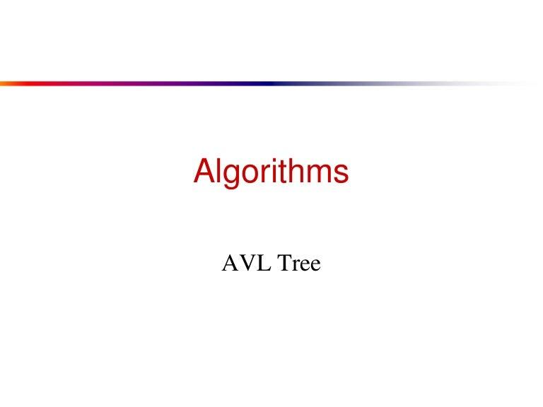 AVL Tree