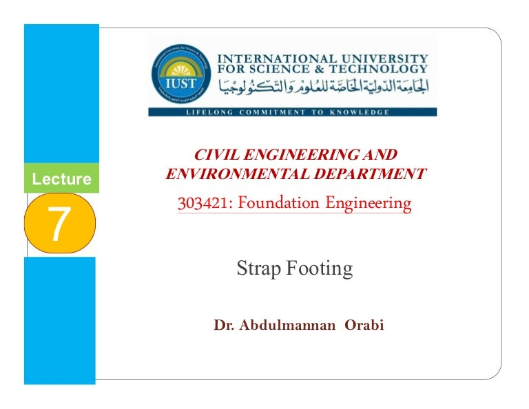 Footing Design Pdf