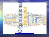 By Mahmood Qasim Introduction to Organizational Behaviour for BBA and MBA students