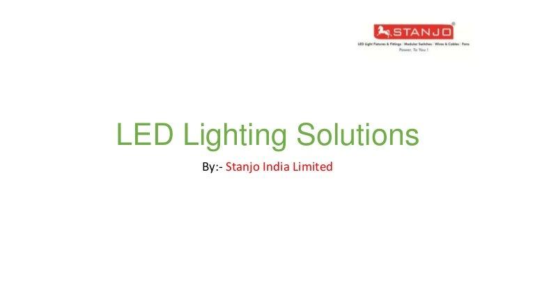 sc 1 st  SlideShare & Led Lighting Solutions azcodes.com