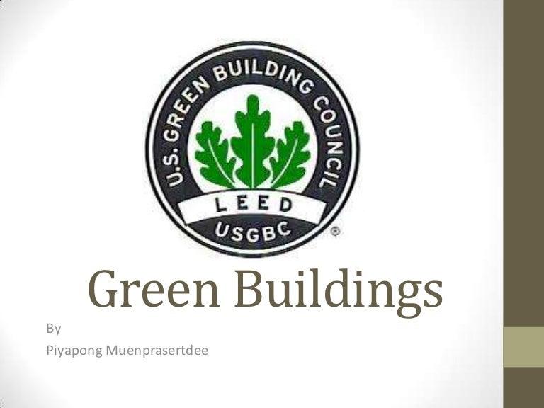 Leed Green Buildings